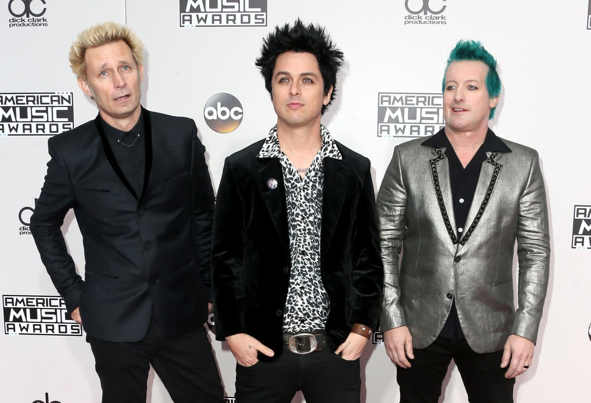 Green Day's Billie Joe Armstrong On Trump's Election: 'They Have No Clue What They've Gotten Our Country Into'