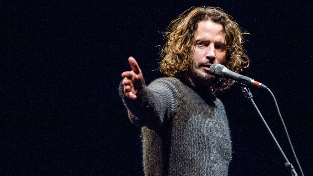 Chris Cornell to be immortalised with a statue