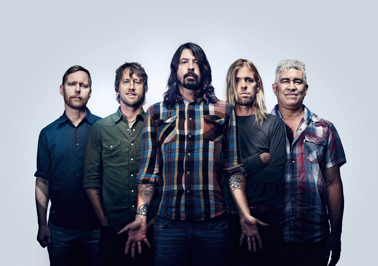 Foo Fighters debut new song 'The Sky Is A Neighborhood'