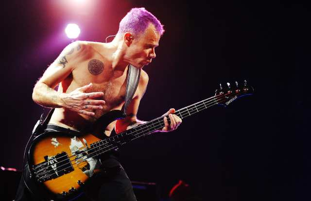 Is Rock Music Dead? It Is, According to The Red Hot Chili Peppers' Bassist, Flea